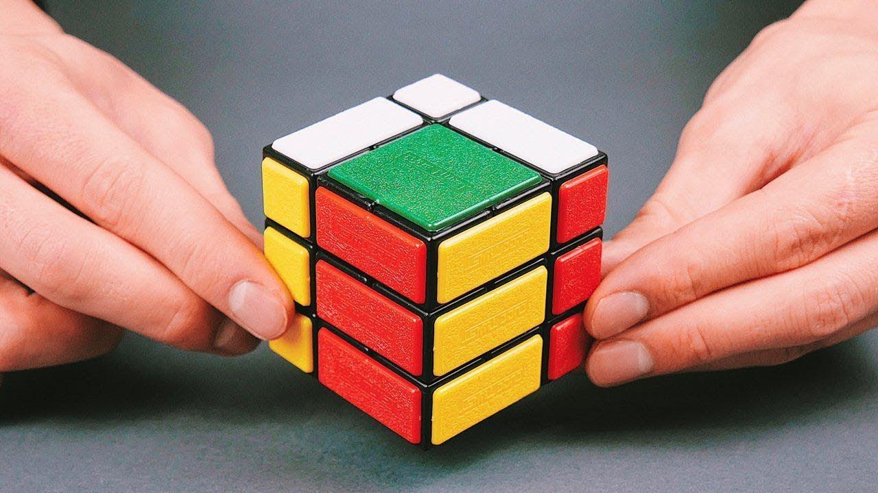 Кубик рубик своими руками сделать фото 485