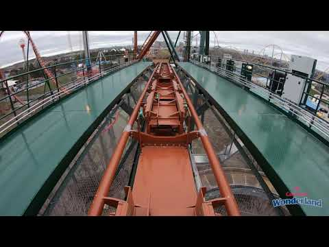 Bob Delmont - World's Tallest and Fastest Roller Coaster!