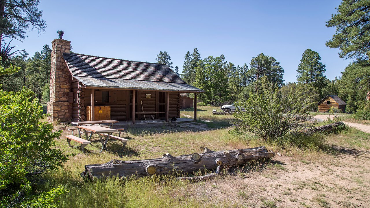 Grand Canyon Hull Cabin Kaibab Nf Youtube