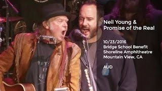 Neil Young and Promise of the Real Live at Bridge School Benefit - 10/23/2016 Full Show AUD