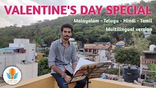 Valentine's Day Special 💞 | Multilingual Songs | Mundhinam | Tum hi ho | Inkem | Malare | ThinkISAI