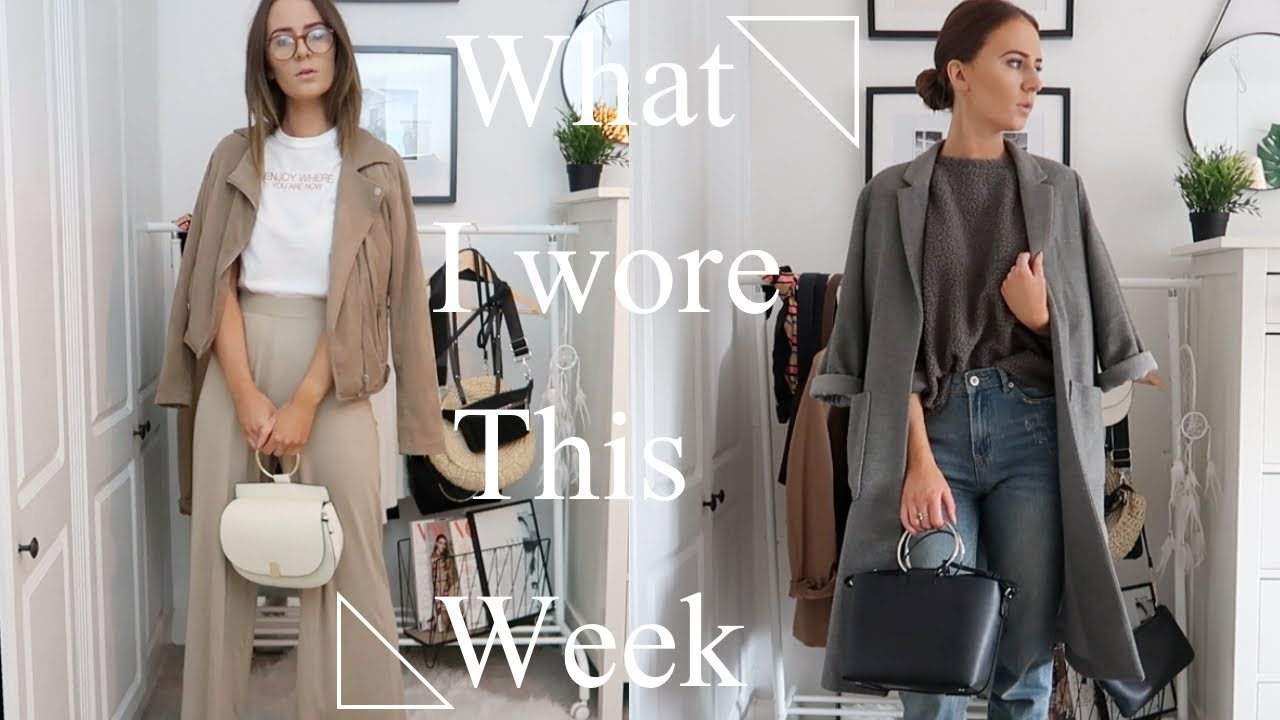 Fall Outfits Of The Week | LookBook 1