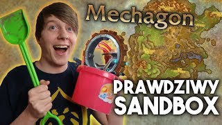 MECHAGON Spoko Sandbox Czy Jednak Nudy? - PTR 8.2