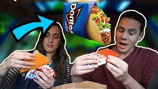Coisas absurdas no fast food americano: Ep 1. Doritos Locos Tacos