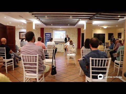 VÍDEO: Neting Lucena, un nuevo proyecto de 'networking' digital para empresas que nace en nuestra ciudad
