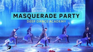 MASQUERADE PARTY | SALSA BACHATA | DEEP DANCE ACADEMY