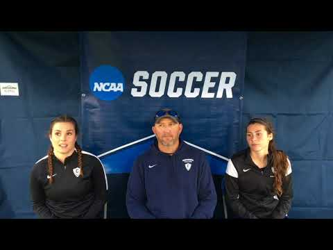 Concordia University Women's Soccer Press Conference - 11/12/17