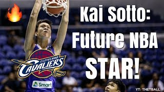 "Why Kai Sotto is a Future NBA STAR! | 7'2"" AT 15 Years Old! 