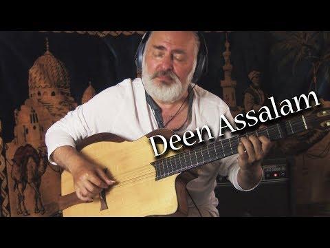 Deen Assalam - Versi SABYAN - Igor Presnyakov - Classical  Fingerstyle Guitar