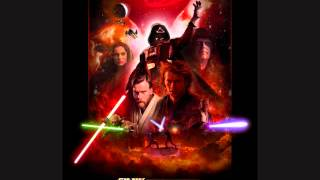 Star Wars Episode lll: Revenge of the Sith - Anakin vs. Obi Wan, Yoda vs. Palpatine