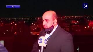 الأردنيون يمضون يومين من الحظر الشامل   - 18-4-2020