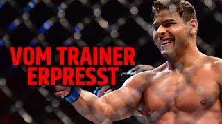 UFC FIGHTER VOM EIGENEN TRAINER WEGEN DOPING ERPRESST!