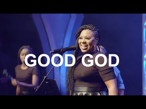 Good God - Benita Jones (Official Live Video)