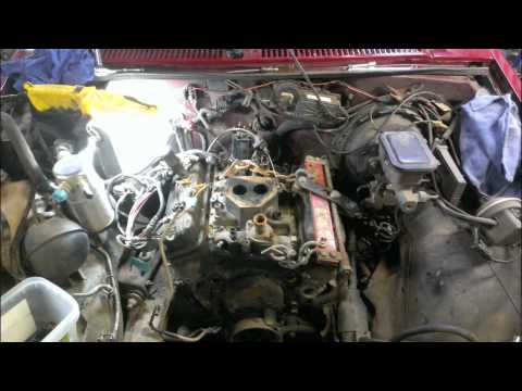 Putting a v8 in my S10