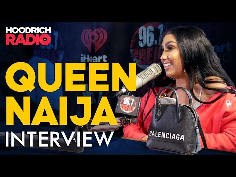 DJ Scream - Queen Naija on New Music, Aesthetic Surgery, Happiness, New Goals & More