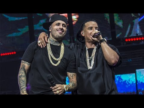 Shaky Shaky En Vivo Daddy Yankee Nicky Jam Puerto Rico