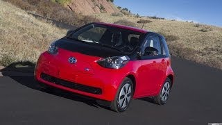 Scion iQ EV 2013 Videos