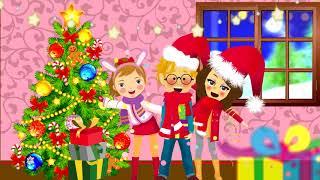Бубенцы звенят (Jingle Bells)/ Весёлая новогодняя песня. Геннадий Аминов. Елена Разина