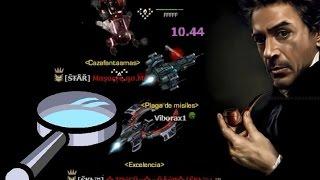 Darkorbit SKL INVESTIGACION + SPACEBALL