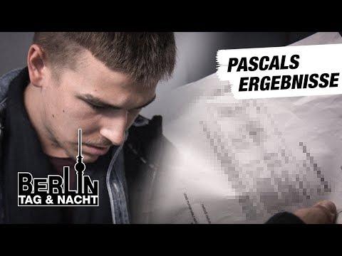 Pascal erhält die Test-Ergebnisse #1807 | Berlin - Tag & Nacht