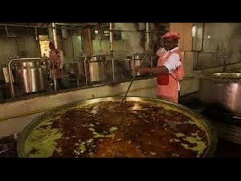 Indias Mega Kitchen National Geographic TAJ SATS - The Best Documentary Ever