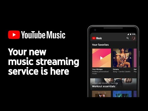 The new YouTube Music app is here