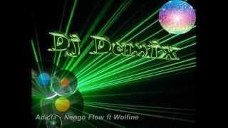 Adicta(Version Cumbia)   Ñengo Flow ft Wolfine DJ Damix + link de descarga