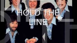 The Fortunes L@@K Hold The Line PERFORMING LIVE 1983 (Toto cover)