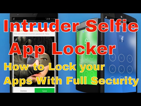 How To Intruder Selfie  Link To Email ID CM Security/ URDU / HINDI