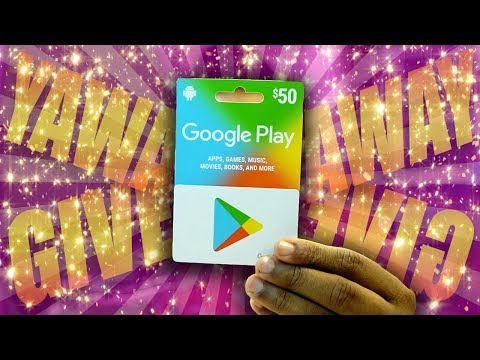 GooglePlay GIFT CARD GIVEAWAY & Lineage 2 Revolution - [Sponsored - RANDOM PLAYS]