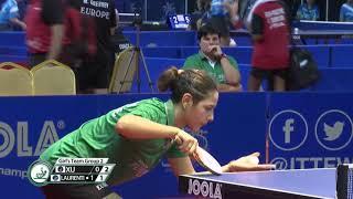 2017 ITTF World Cadet Challenge - Joyce Xu vs Jamila Laurenti