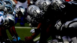 Raiders Offensive Line Highlights! ||