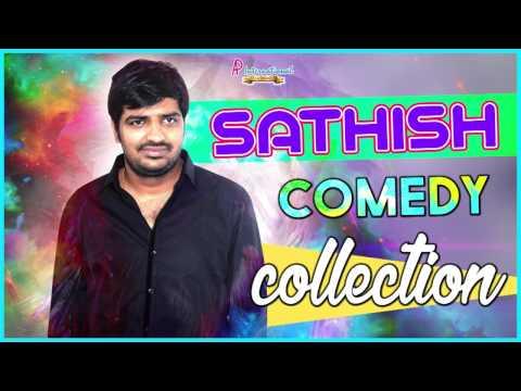 Sathish Comedy Collection | Vai Raja Vai | Maan Karate | Marina | Sivakarthikeyan | Gautham | Vivek