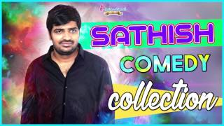 Sathish Comedy Collection | Vai Raja Vai | Maan Karate | Marina | Sivakarthikeyan | Gautham | Vivek