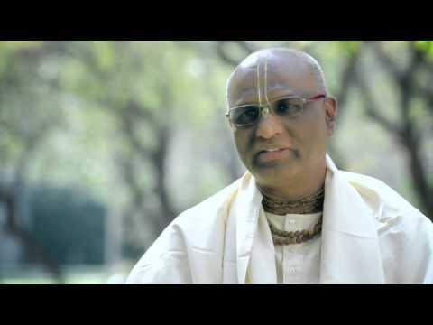 Vrindavan Chandrodaya Mandir - Hindi Highlights