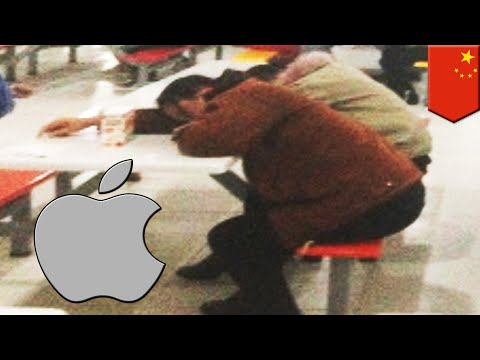 Chinese iPhone factory workers exposed to toxic substances: CLW investigation - TomoNews