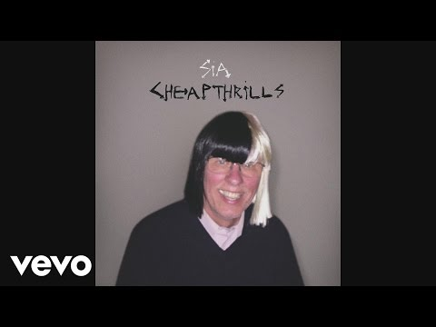 Sia - Cheap Thrills (Audio)