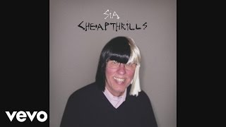 vuclip Sia - Cheap Thrills (Audio)