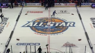 NHL All Star Weekend 2018 - Tampa