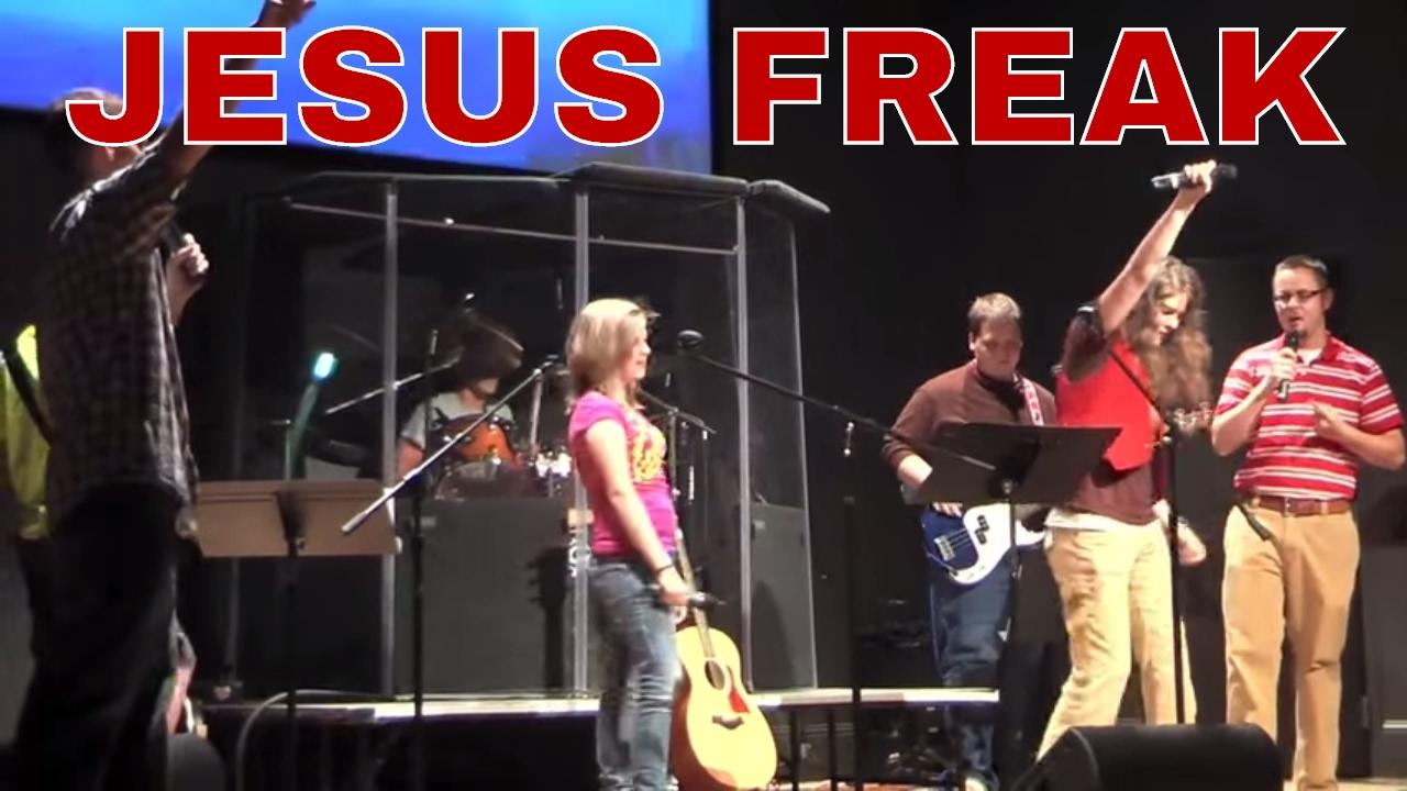 Jesus Freak Cover By Fbc Hs Band Youtube