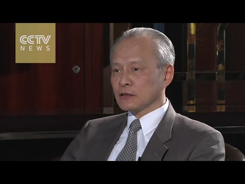 Cui Tiankai on the future of Sino-U.S. ties