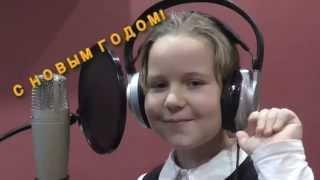 """Люся Зосимова (9 лет) - ВИА """"Алёнушка"""" - Ты человек (Екатеринбург 2014 г)"""