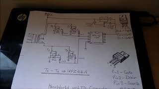 HecaWorld unLTD micro-controller based Inverter Design