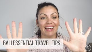 FIRST TIMERS GUIDE TO BALI | 10 ESSENTIAL TRAVEL TIPS