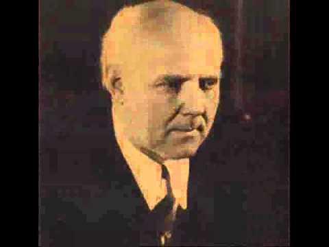 Walter Gieseking plays Schumann Waldszenen op. 82