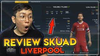 Review Skuad 100 Miliar! Skuad Liverpool Mantul! - FIFA ONLINE 3 INDONESIA