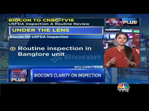 Biocon: US FDA Inspection Of Bengaluru Facility A Routine Review