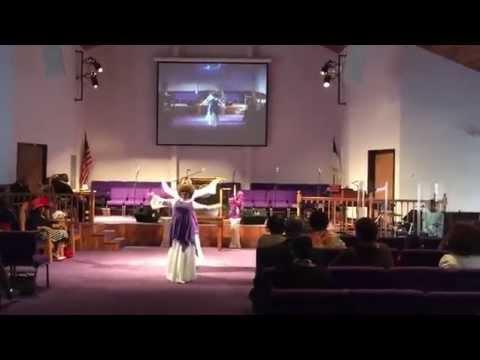 Like David Liturgical Dance Ministry - Draw Near