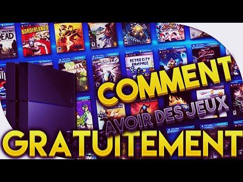Comment avoir des jeux gratuit sur PS4 ( EXCLU 2019 ) !!!