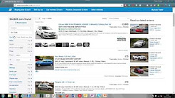 Buying first car - Using Autotrader
